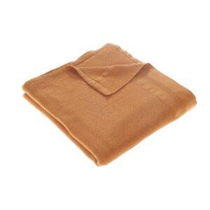 купить Покрывало Пике Buldans - Hasir safran Оранжевый фото