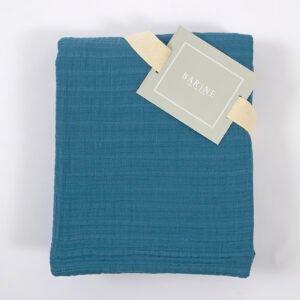 купить Покрывало Barine - Muslin lyons blue Голубой фото