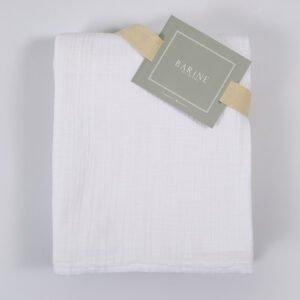 купить Покрывало Barine - Muslin white Белый фото
