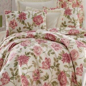 купить Покрывало пике Eponj Home - Care pembe вафельное Розовый фото