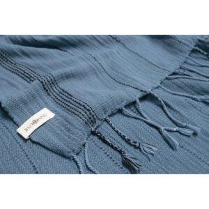 купить Полотенце Buldans - Nil indigo Синий фото