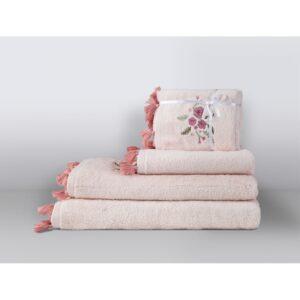 купить Полотенце Irya - Elia pudra Розовый фото