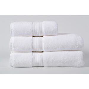 купить Полотенце махровое Penelope - Kongo white Белый фото