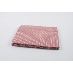 купить Простынь Casabel на резинке - Spotty rose Розовый фото