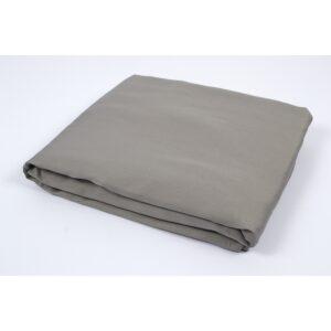 купить Простынь на резинке Karaca Home сатин - Infinity gri Серый фото