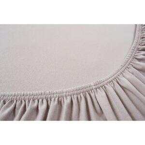 купить Простынь на резинке Othello - Cottonflex Кремовый фото