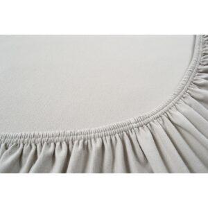 купить Простынь на резинке Othello - Cottonflex серый Серый фото