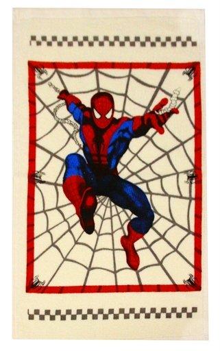 купить Кухонное полотенце Человек паук Красный фото 2