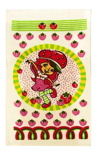 купить Кухонное полотенце Клубничка Розовый фото 2