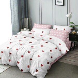 купить Постельное белье Love You поплин 203002 Розовый фото