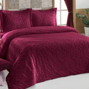 купить Покрывало Irya Floral Murdum Фиолетовый фото