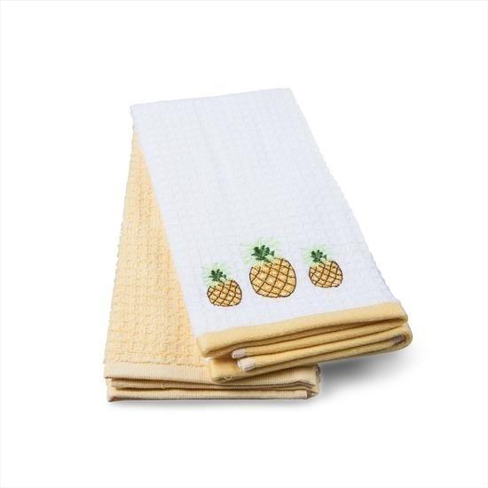 купить Набор кухонных полотенец TAC Pineapple (2 шт)  фото
