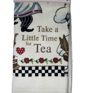 купить Набор кухонных полотенец TAC Tea Time (2 шт)  фото