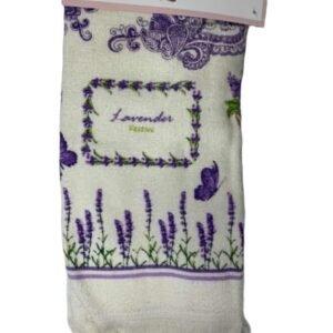 купить Набор кухонных полотенец TAC Lavender (2 шт)  фото