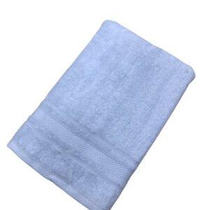 купить Махровое полотенце TAC Softness голубой Голубой фото