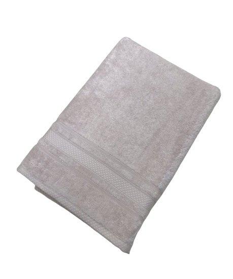 купить Махровое полотенце TAC Softness пудра  фото