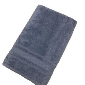 купить Махровое полотенце TAC Softness синий Синий фото