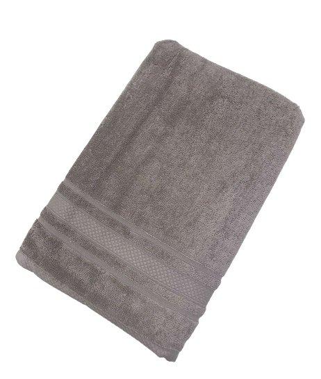 купить Махровое полотенце TAC Softness коричневый Коричневый фото