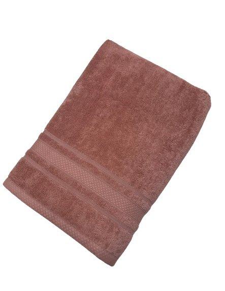 купить Махровое полотенце TAC Softness Розовый фото