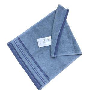 купить Махровое полотенце Zugo Home Long Twist Erkek ментоловый Голубой фото
