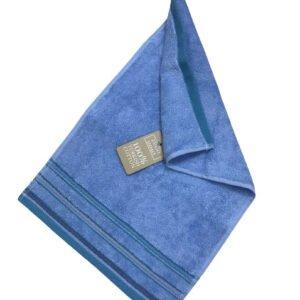 купить Махровое полотенце Zugo Home Long Twist Erkek голубой Голубой фото