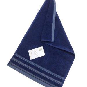 купить Махровое полотенце Zugo Home Long Twist Erkek синий Синий фото