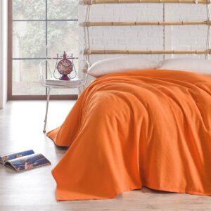 купить Покрывало Diva Damas Orange Оранжевый фото