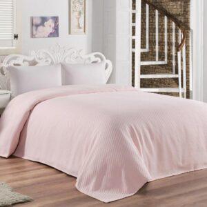 купить Покрывало Diva Jakar Light Pink Розовый фото