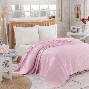 купить Покрывало Diva Lady Розовый фото
