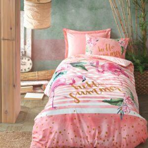 купить Постельное белье Cotton Box Hello Summer Розовый фото