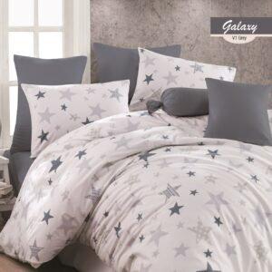 купить Постельное белье Majoli Galaxy v1 Grey Серый фото
