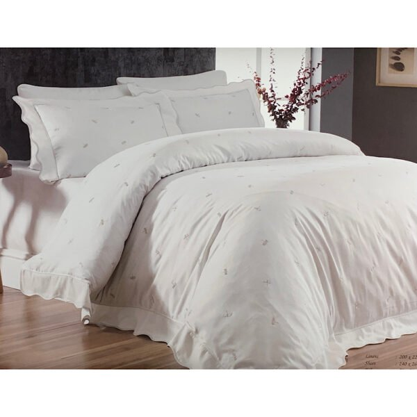 купить Постельное белье Maison Dor LES AZZURES BEIGE Белый фото