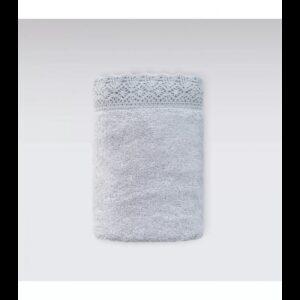 купить Набор полотенец Irya - Lacy Kopanakili a.gri (3 шт) Серый фото