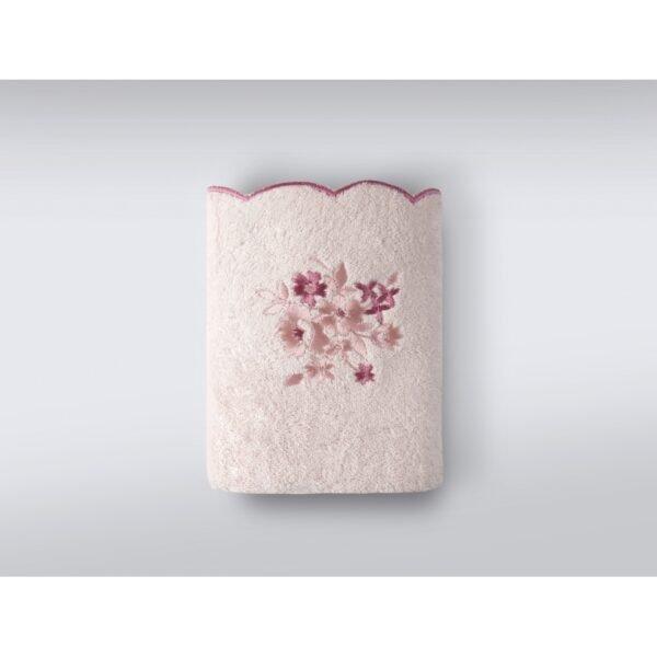 купить Набор полотенец Irya - Martil pudra (3 шт) Розовый фото