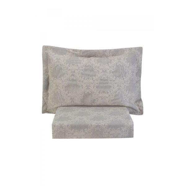 купить Покрывало с наволочками Karaca Home - Eldora gri Серый фото