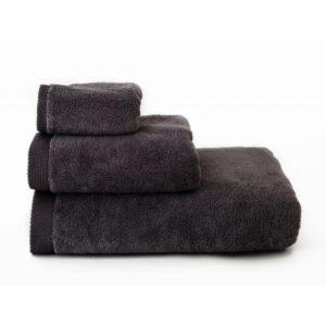 купить Полотенце Irya - Comfort microcotton antracite Черный фото