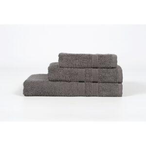купить Полотенце Irya - Deco coresoft antrasit Серый фото