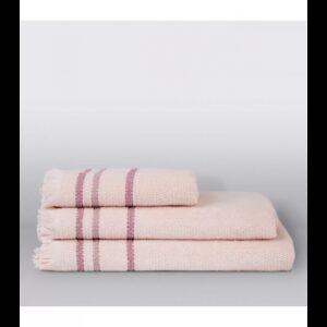 купить Полотенце Irya - Integra Corewell somon Розовый фото