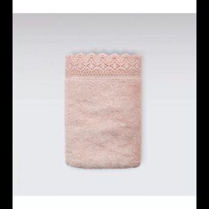 купить Полотенце Irya - Lacy Kopanakili pudra Розовый фото