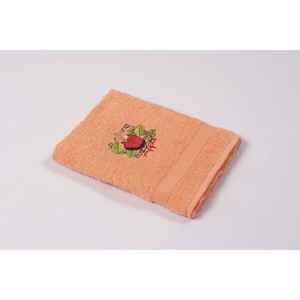 купить Полотенце кухонное Lotus Sun - Apple Оранжевый фото