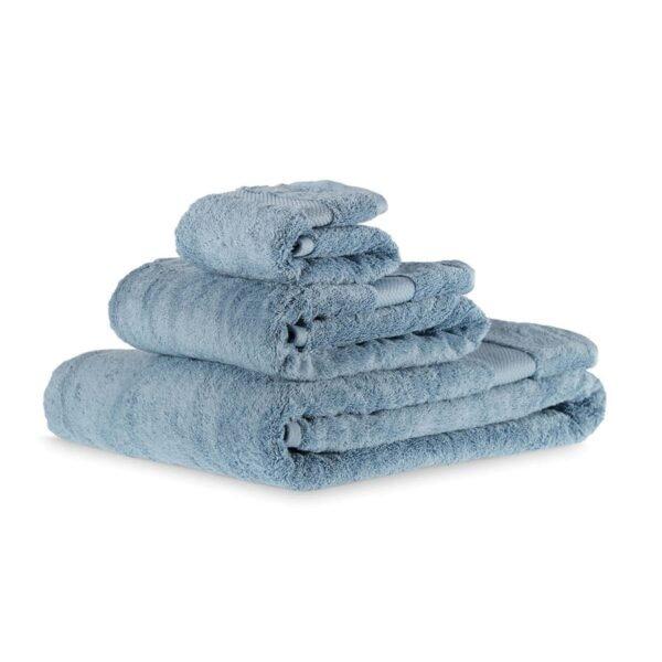 купить Полотенце махровое Penelope - Gloria denim Синий фото