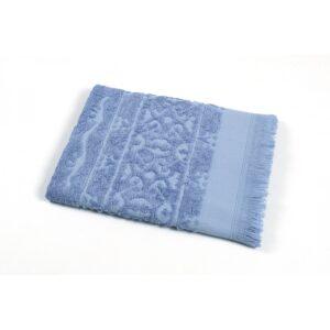 купить Полотенце Tac Royal Bamboo Jacquard - S. Mavi Голубой фото