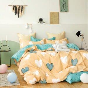 купить Постельное белье Bella Villa Сатин B-0258