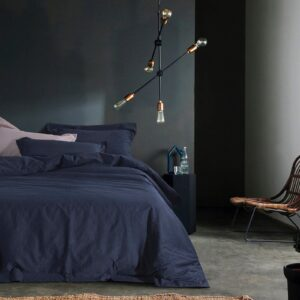купить Постельное белье Bella Villa вареный хлопок W-0007 Евро комплект