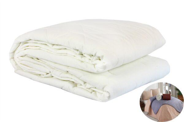 купить Покрывало LightHouse Unicolor Белый Белый фото