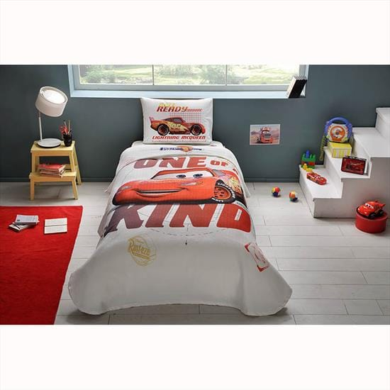 купить Покрывало-пике TAC Disney Cars Piston Cup Красный фото