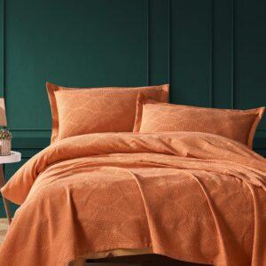 купить Покрывало Diva Orange Оранжевый фото