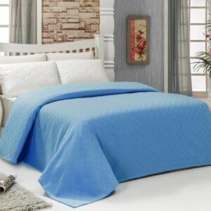 купить Покрывало Diva Damas Blue Голубой фото