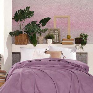 купить Плед Diva Ziller Purple Фиолетовый фото