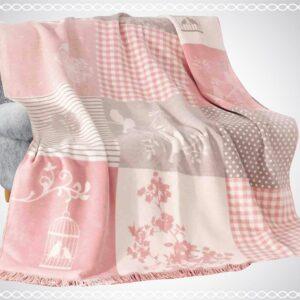купить Плед Diva Sardo Розовый фото